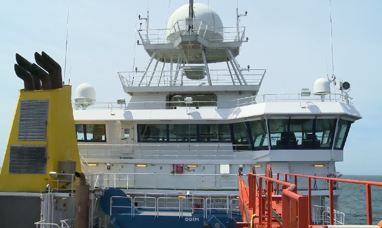 research vessel G.O. Sars